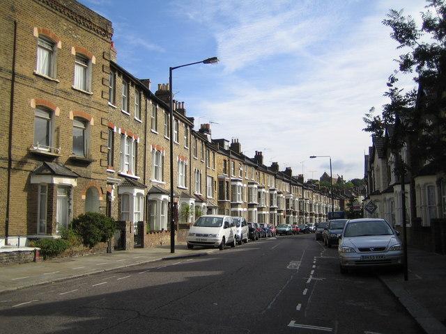 Chetwynd Road
